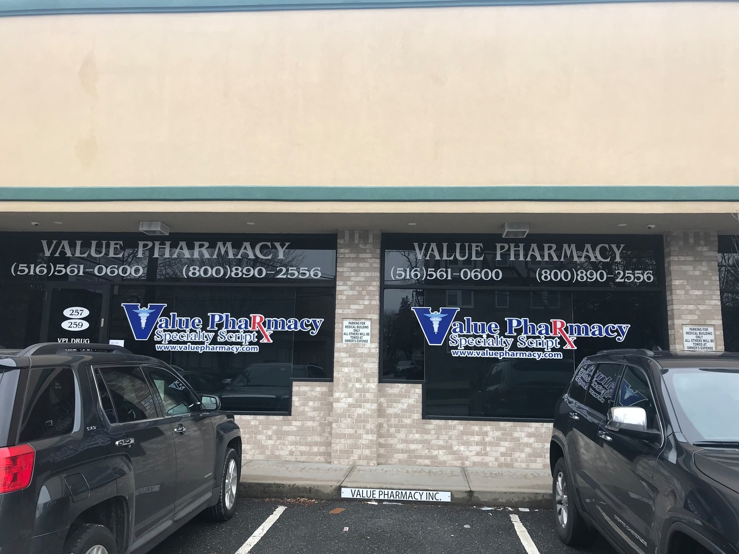The co-owner of Value Pharmacy in Lynbrook pleaded guilty to defrauding Medicaid out of $1.5 million.