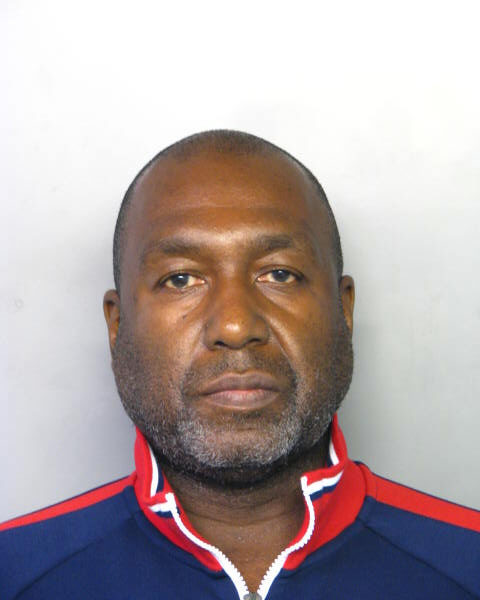 Robert Williams was arrested on N. Long Beach Avenue at 12:10 p.m.  on June 7.