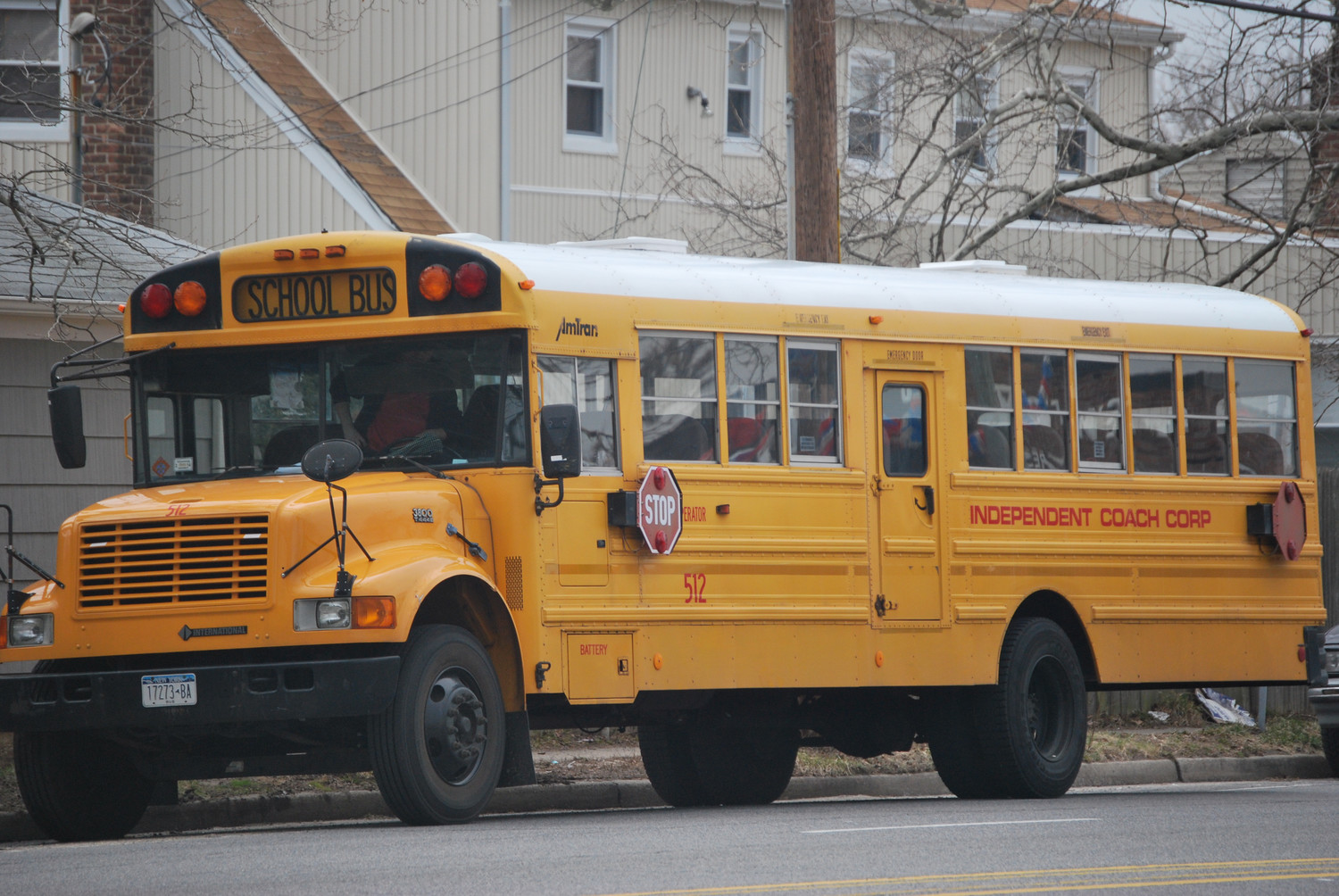 An Independent Coach Company driver allowed pre-kindergarten girls to be taken off a bus by the mother of one of the students on May 17. Parents are asking the district to return to posting matrons on buses with general-education students.