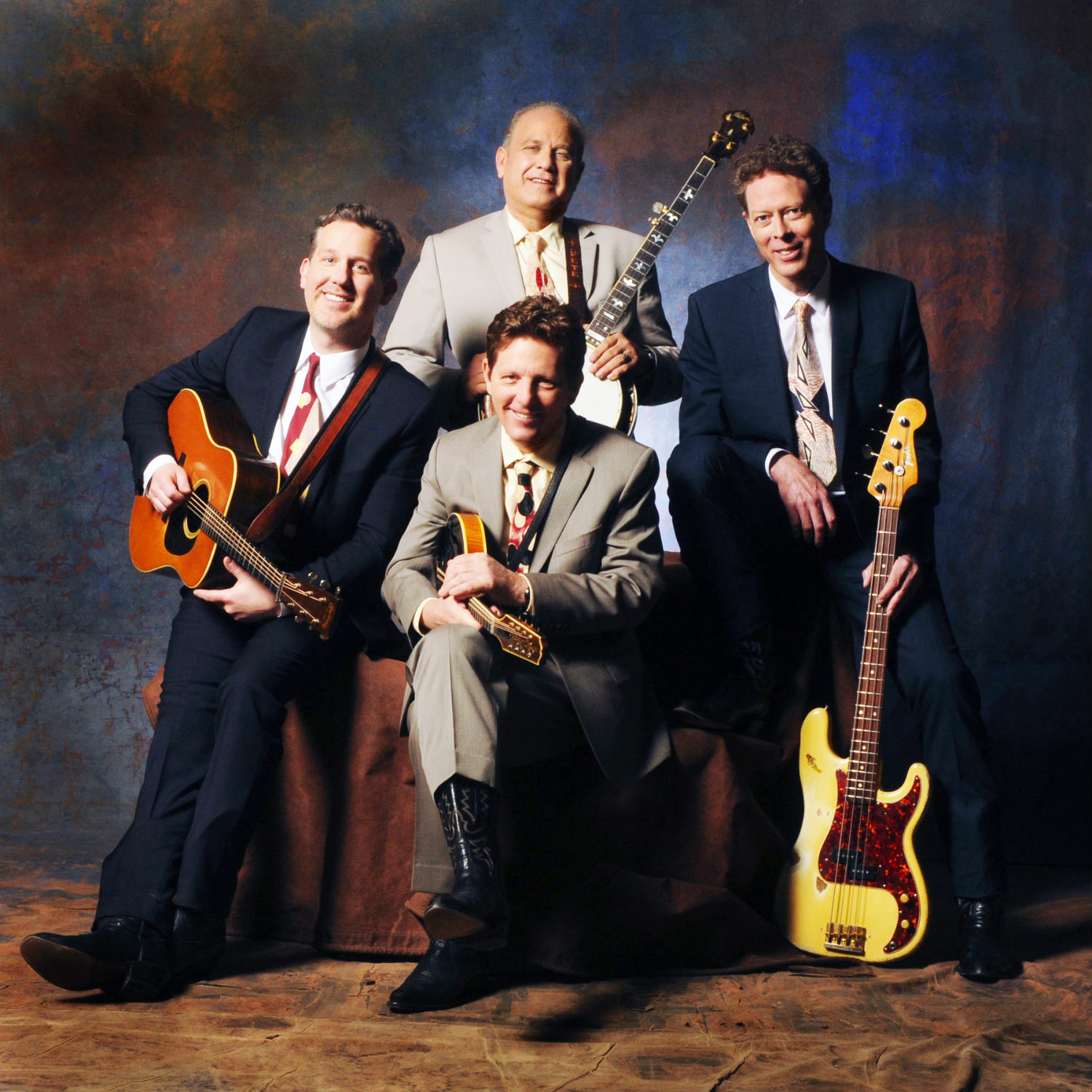 The band is always refining its contemporary approach to bluegrass.