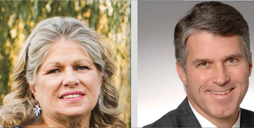 Atlantic Beach Trustees Linda Baessler and Edward Sullivan were re-elected.