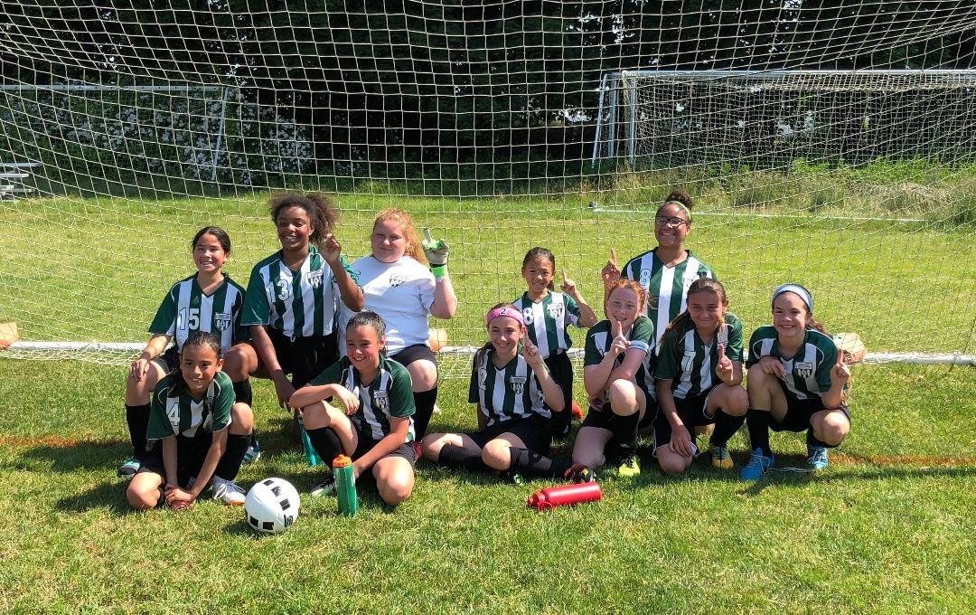 93fd24e1d The Lynbrook East Rockaway Lightning youth soccer team defeated the  Hicksville Dare Devils