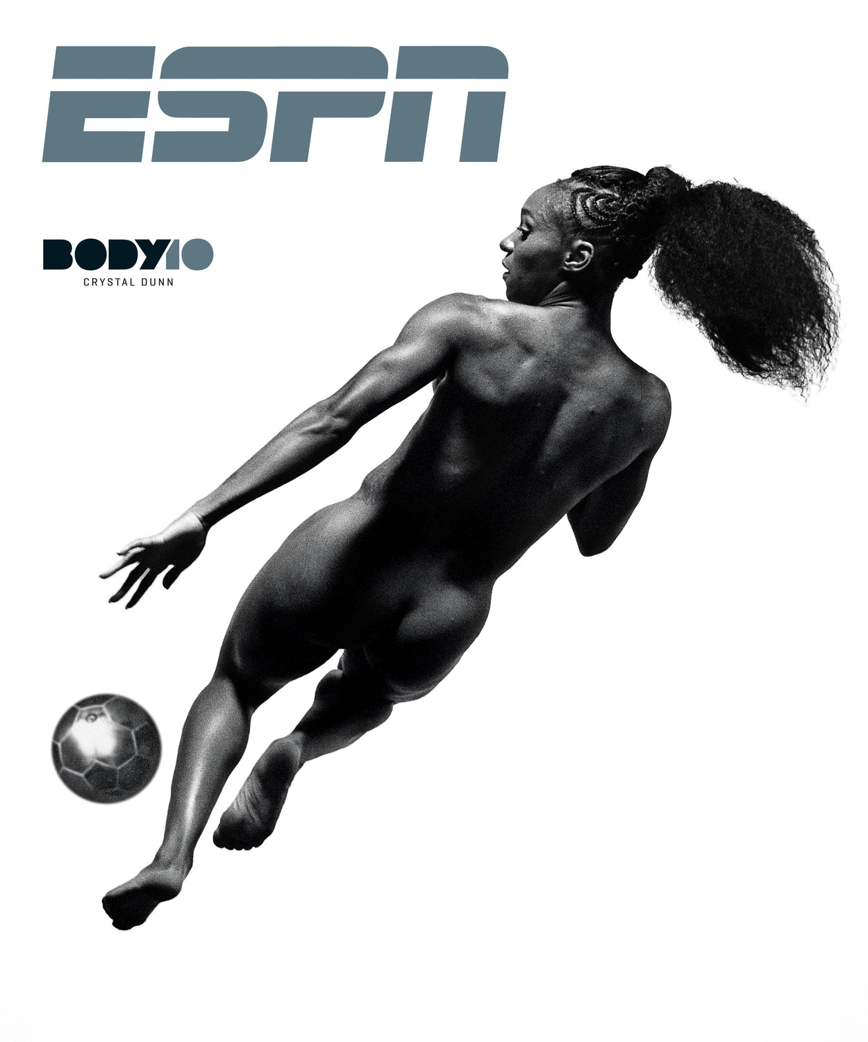 Former South Side High School soccer star Crystal Dunn, a member of the United States Women's National Team, was one of 16 athletes to appear naked in ESPN the Magazine's 2018 Body Issue. She was featured on one version of the magazine's cover.