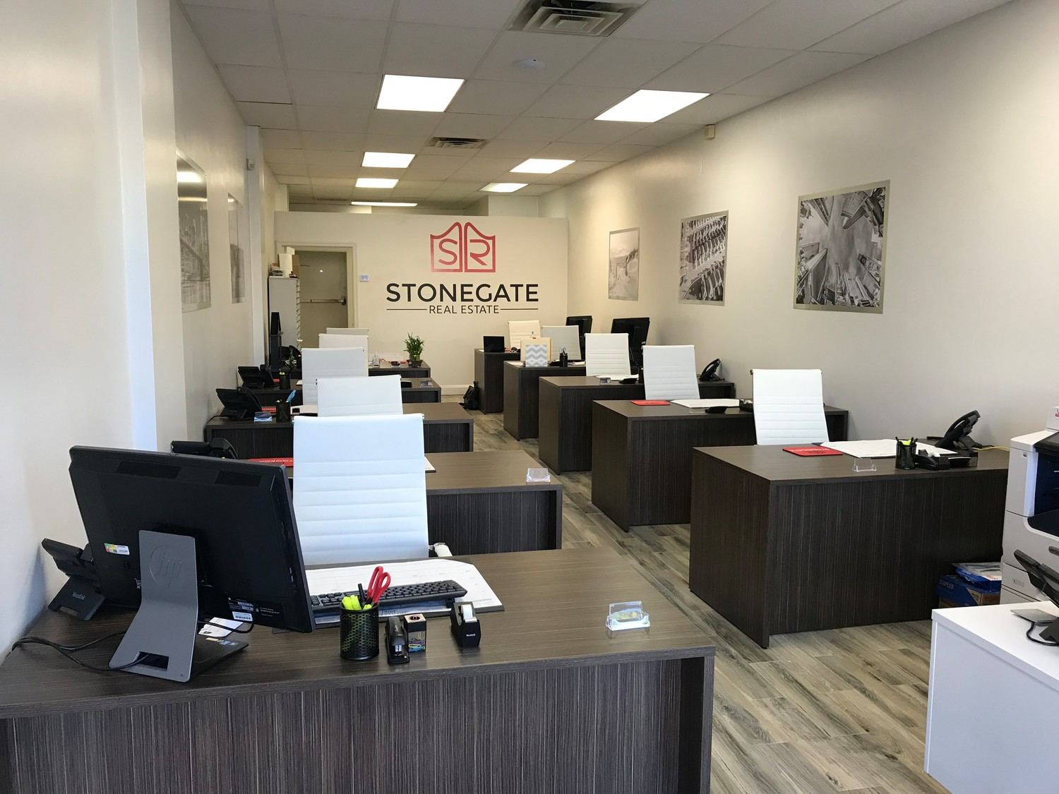 New in Oceanside this April, Stonegate Real Estate provides professional services for clients and extensive training opportunities for new agents, according to co-founder and broker Anthony Ponte.