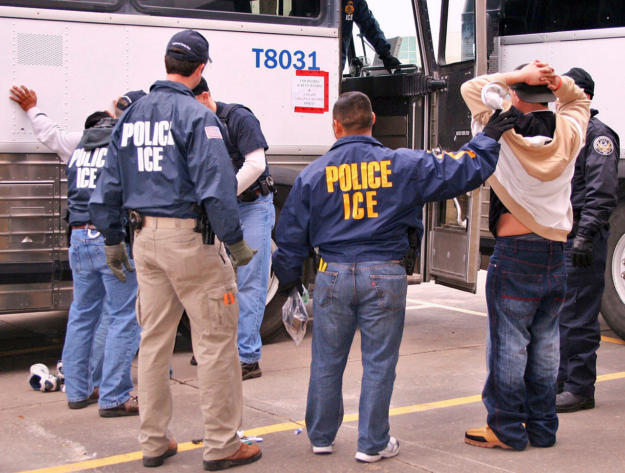 ICE arrested 82 people in New York City, Long Island and the Hudson Valley. Some of the people arrested were from the North Shore.
