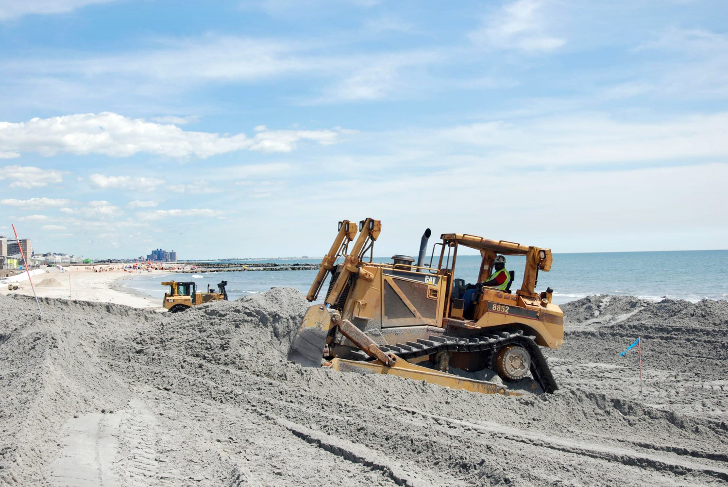 Army Corps to replenish sand in Long Beach | Herald Community
