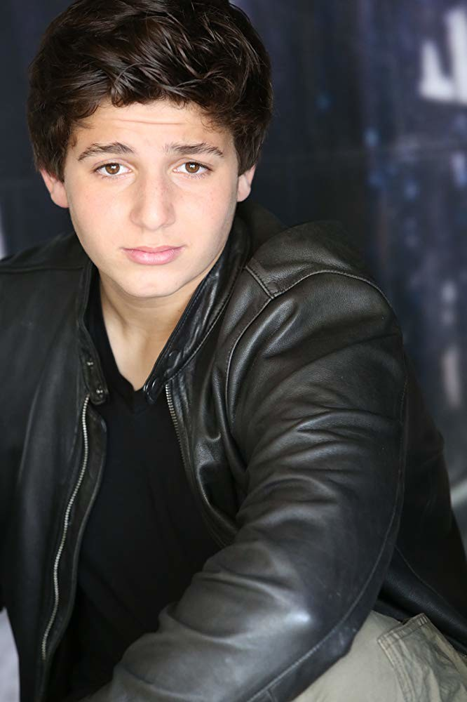 "Chase Vacnin, a young actor from Merrick, will be featured in James DeMonaco's ""Once Upon a Time in Staten Island."""