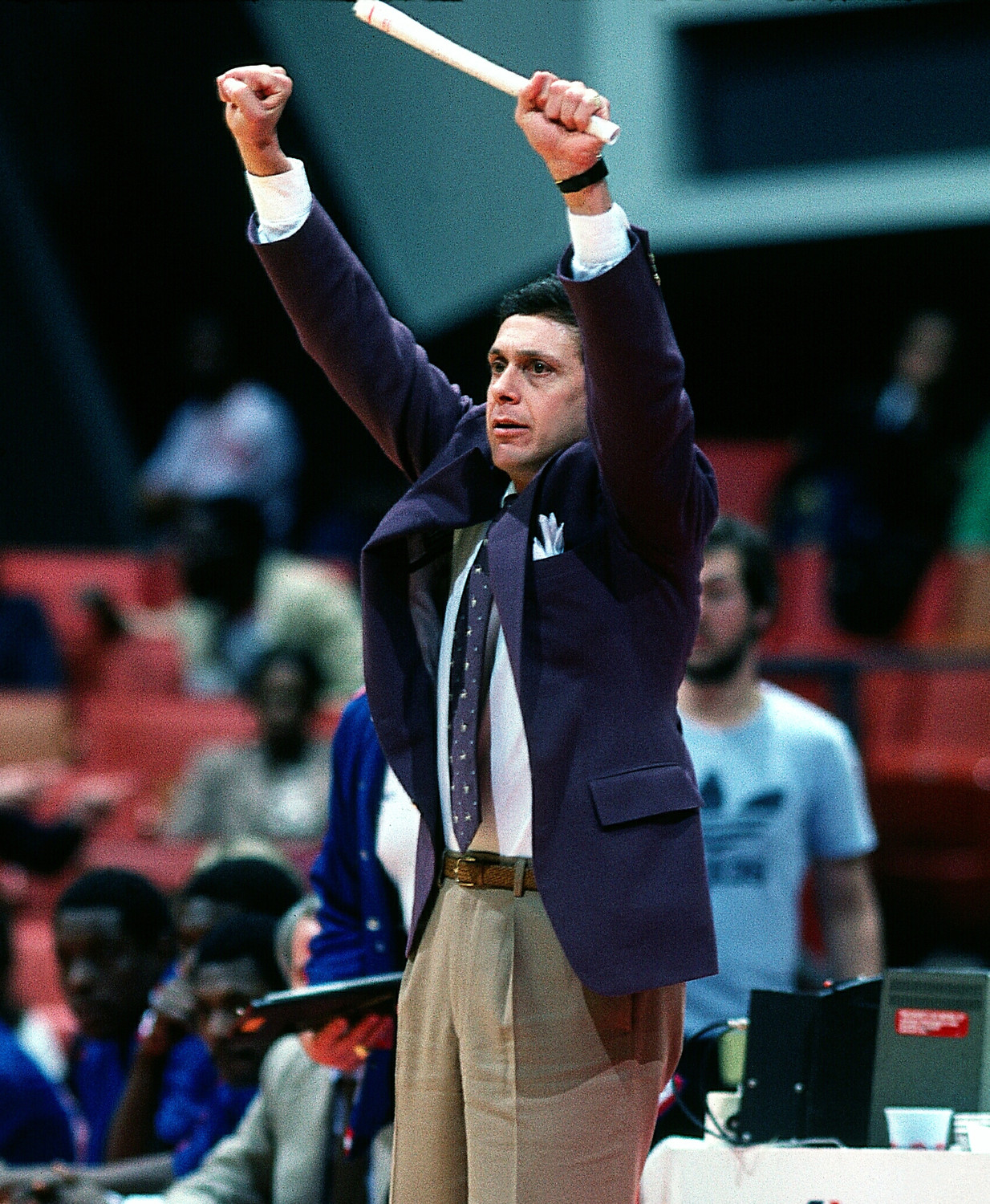 Larry Brown, a 1958 Long Beach High School graduate, is the only head coach in basketball history to win both NCAA and NBA titles.
