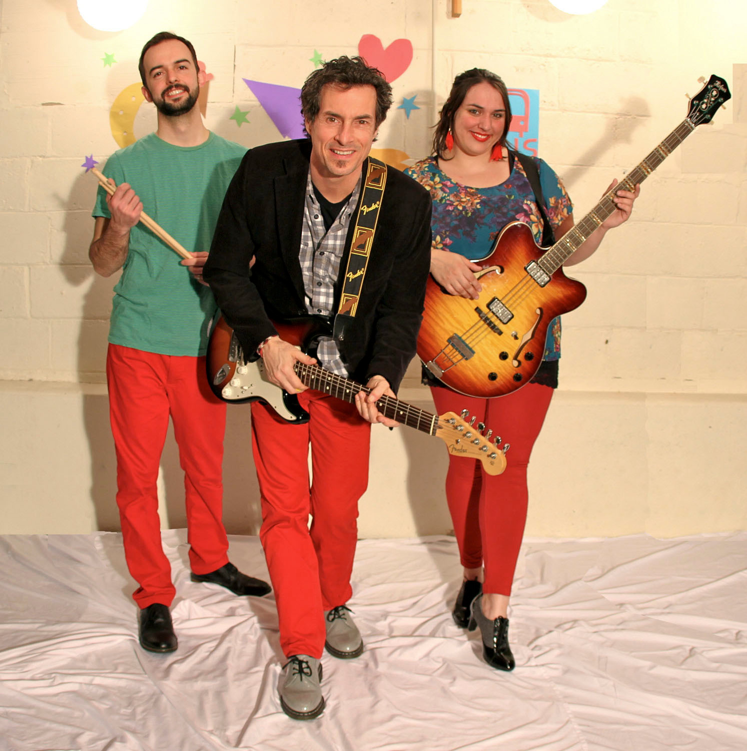 Danny Weinkauf and his Red Pants Band