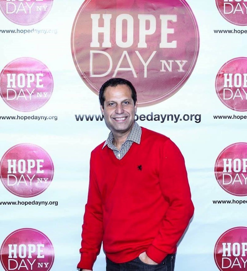 Milazzo created the Hope Day Network, which provides a range of services for members of the community in need.