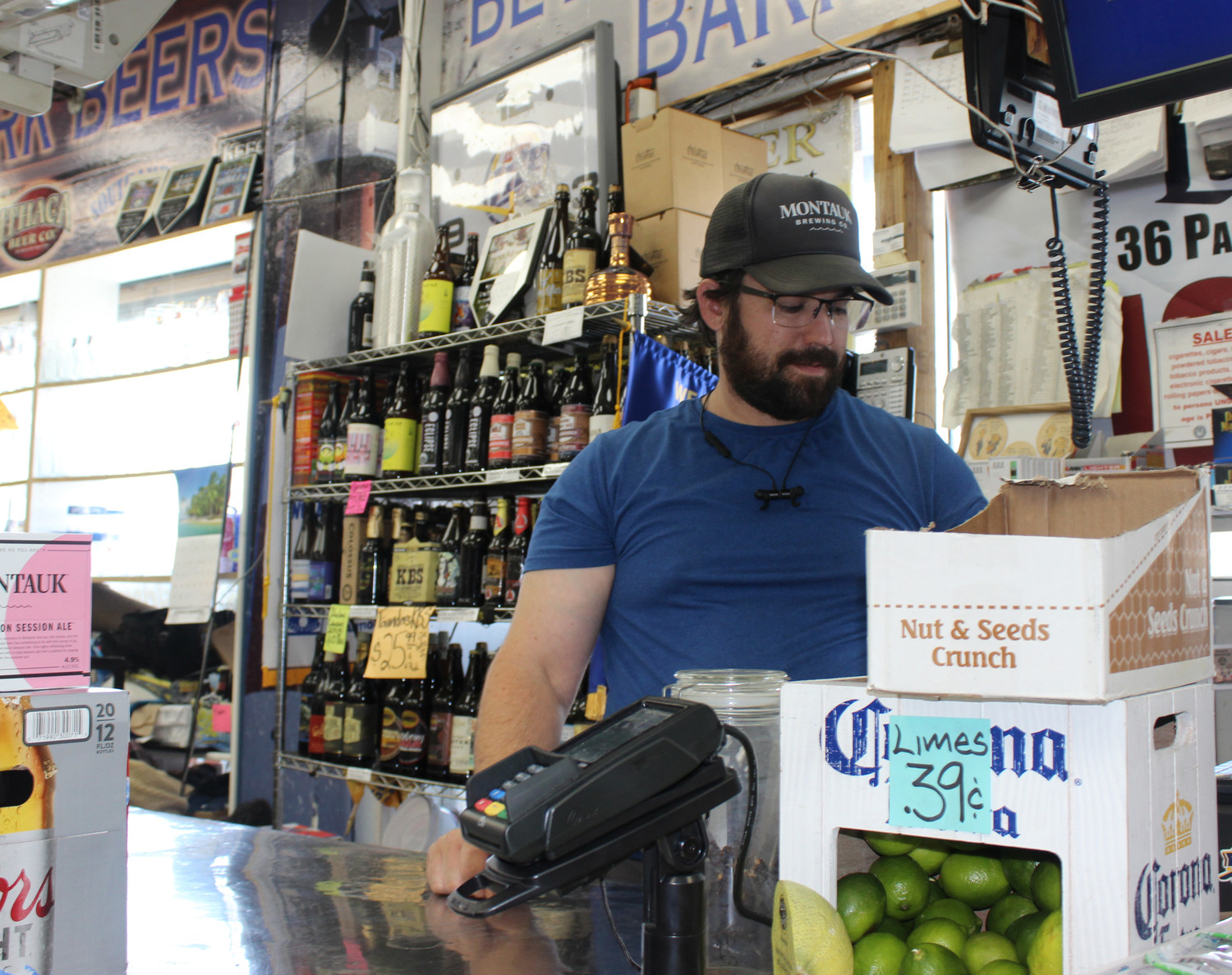 Independence Day is the busiest day of the year for Jared Kane at Beverage Barn. The 35-year-old pulled up to his storefront on July Fourth at 8:30 a.m., he said, and saw a number of customers patiently waiting in their cars.