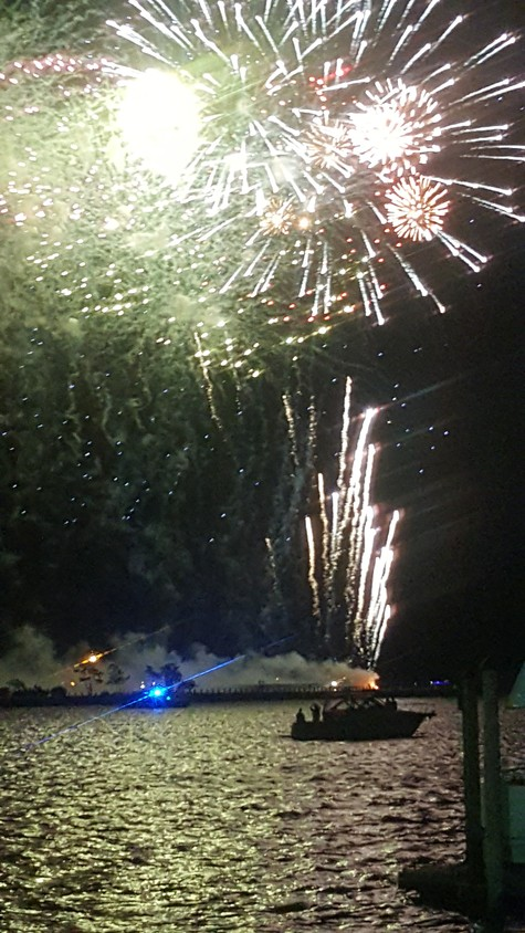 The Village of Freeport held its Fourth of July celebration on July 5 at Sea Breeze Park, at the end of the Nautical Mile.