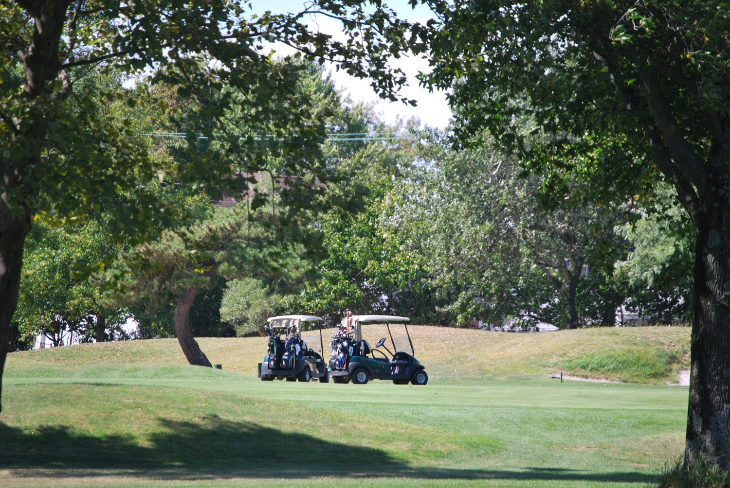 The Woodmere Club's open space could be gone from the Five Towns landscape in less than five years.