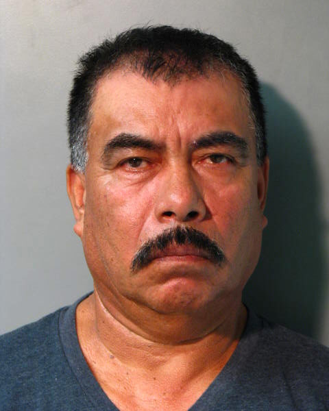 Adislado Carrillo, 57, of East Meadow, was arrested on July 16 for exposing himself to an 11-year old girl, police said.