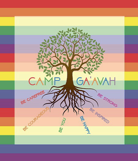 Camp Ga'avah will run from Aug. 6 to 10.