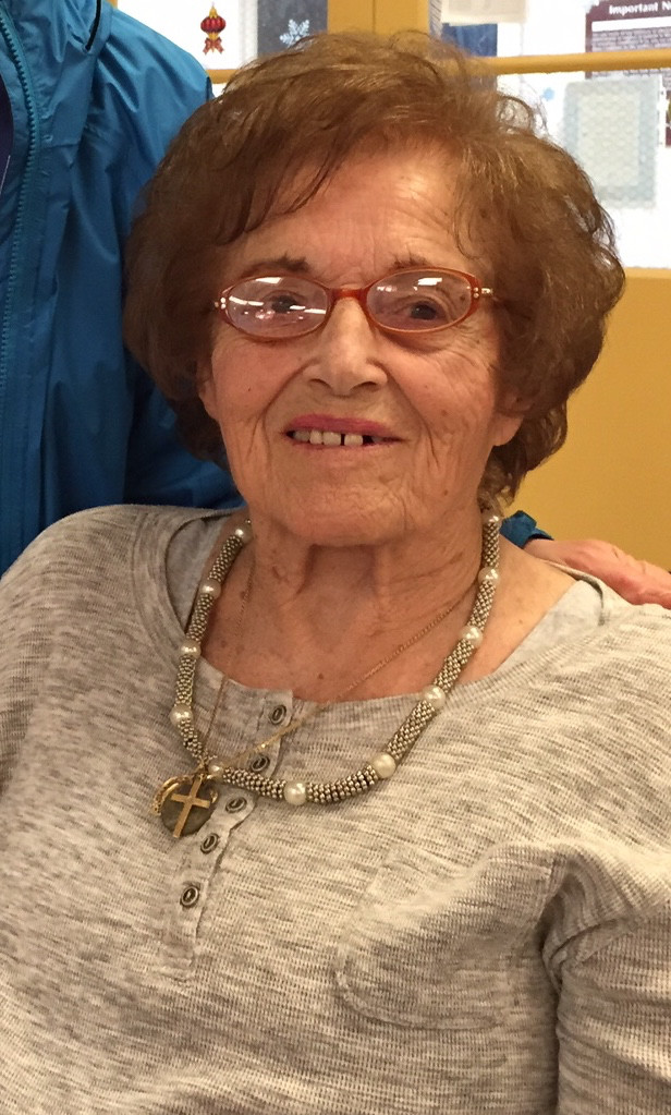 Lifelong Inwood resident Margaret DeNapoli Capobianco 