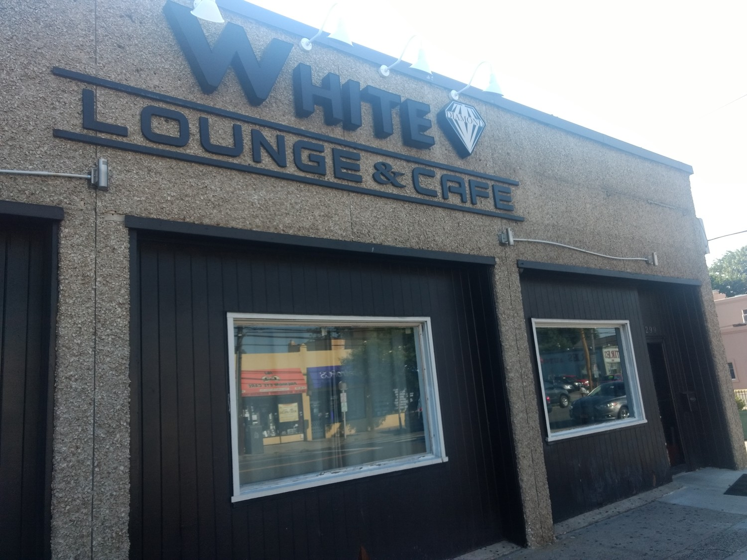 The White Diamond Lounge and Café, on Grand Avenue, was stripped of its liquor license on July 11.