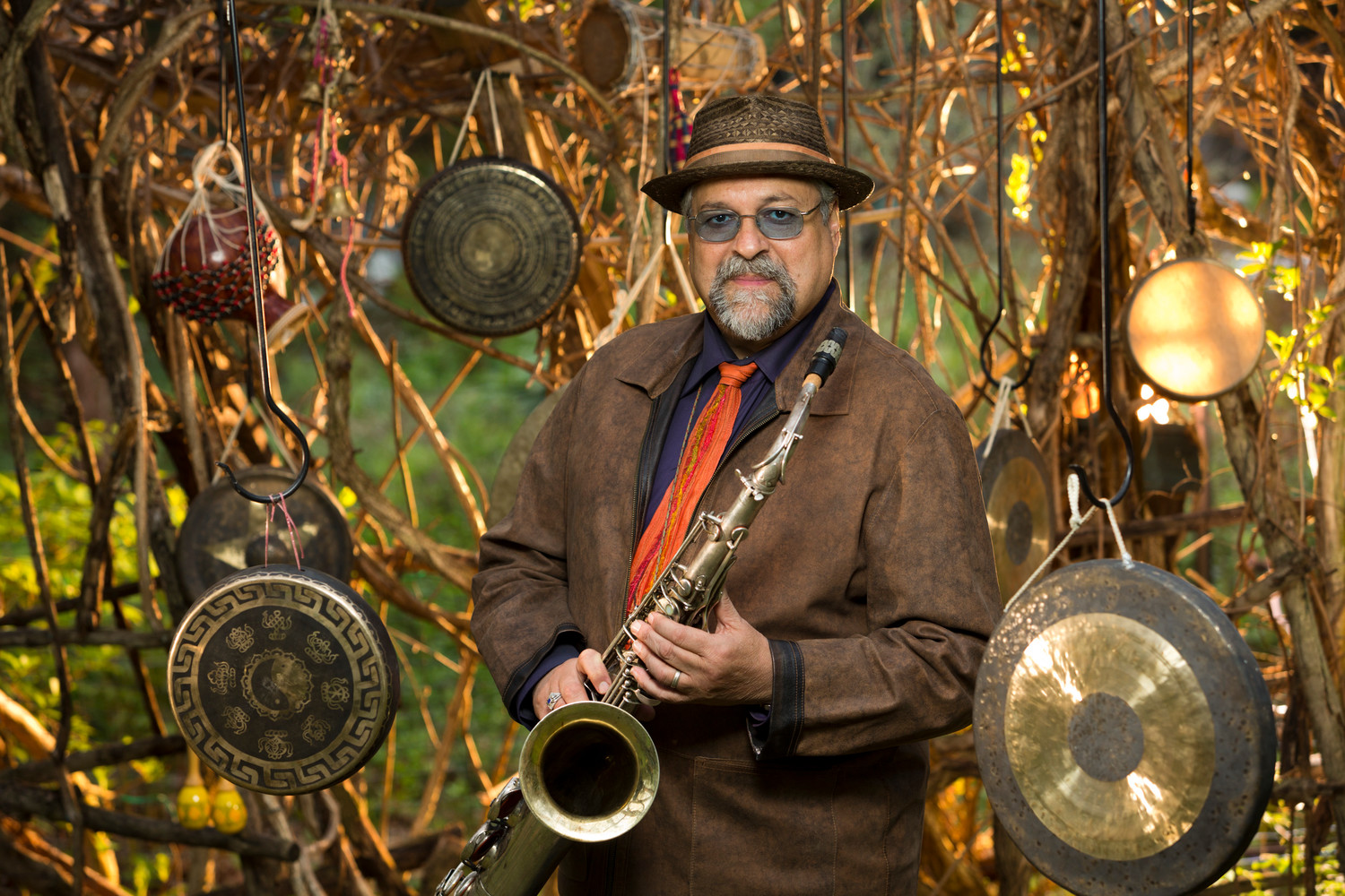 Sax legend Joe Lovano headlines the Coltrane Day lineup.