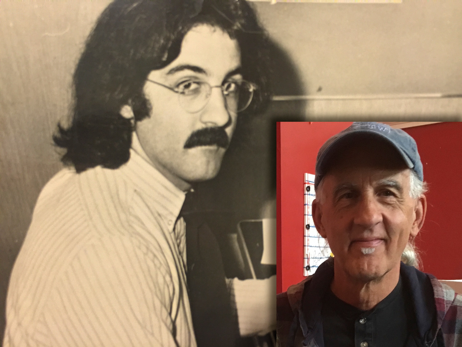Thom Ruckert began teaching at Glen Cove High School when he was 24. He was considered cool, and people saw him that way throughout his life.