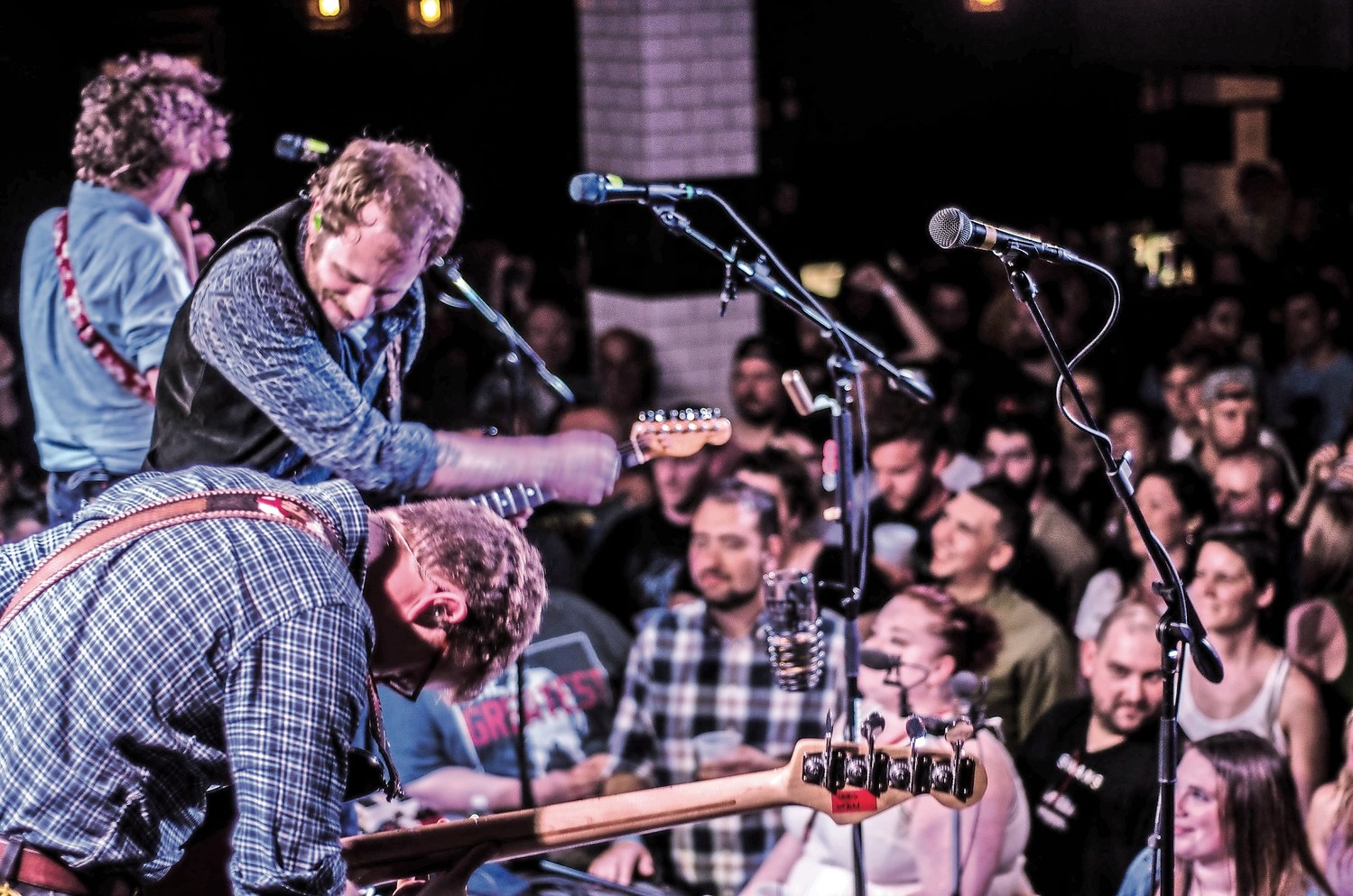 "Deer Tick, a popular alternative rock band from Providence, Rhode Island, headlined the Tommy Brull Foundation's Shine A Light Music Series at Junction in June. The band released seven albums and a number of EPs over the past decade, including 2013's ""Negativity"" and 2017's ""Deer Tick, Vol. 1 & 2."""