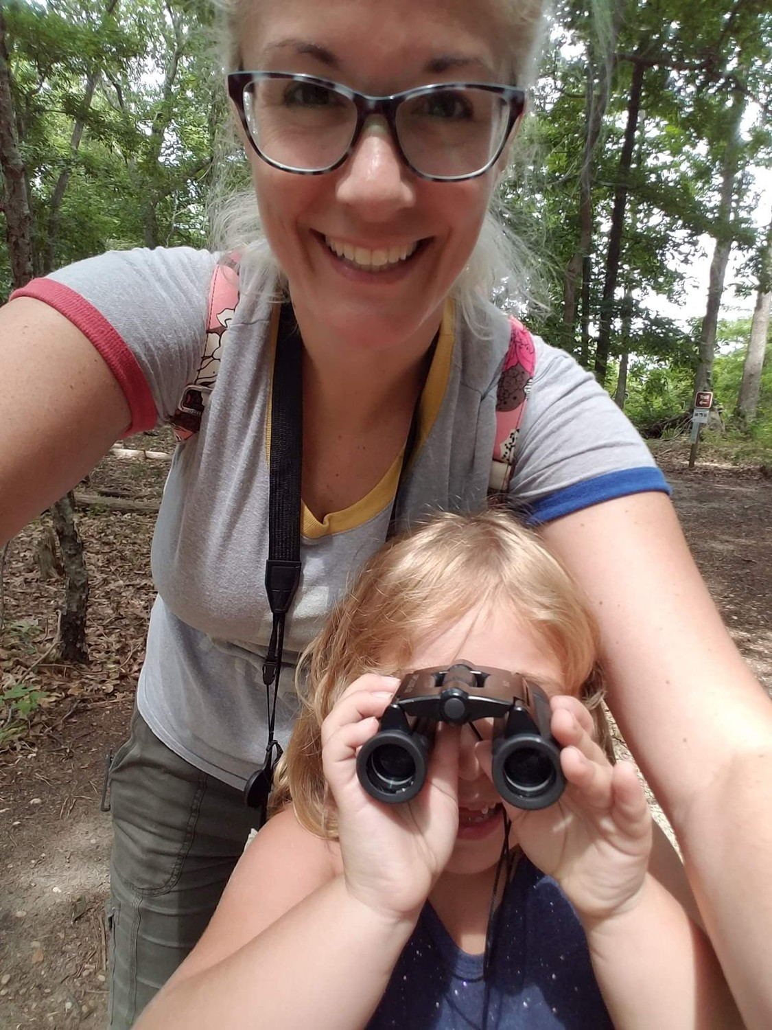 Chrissy Hirsch, of East Meadow, has grown accustomed to finding at least one tick on her clothing during or after a hike, she said, adding that she wasn't surprised when she and her daughter, Zoe, 7, found one during a recent visit to the Elizabeth Morton Wildlife Refuge in Sag Harbor.