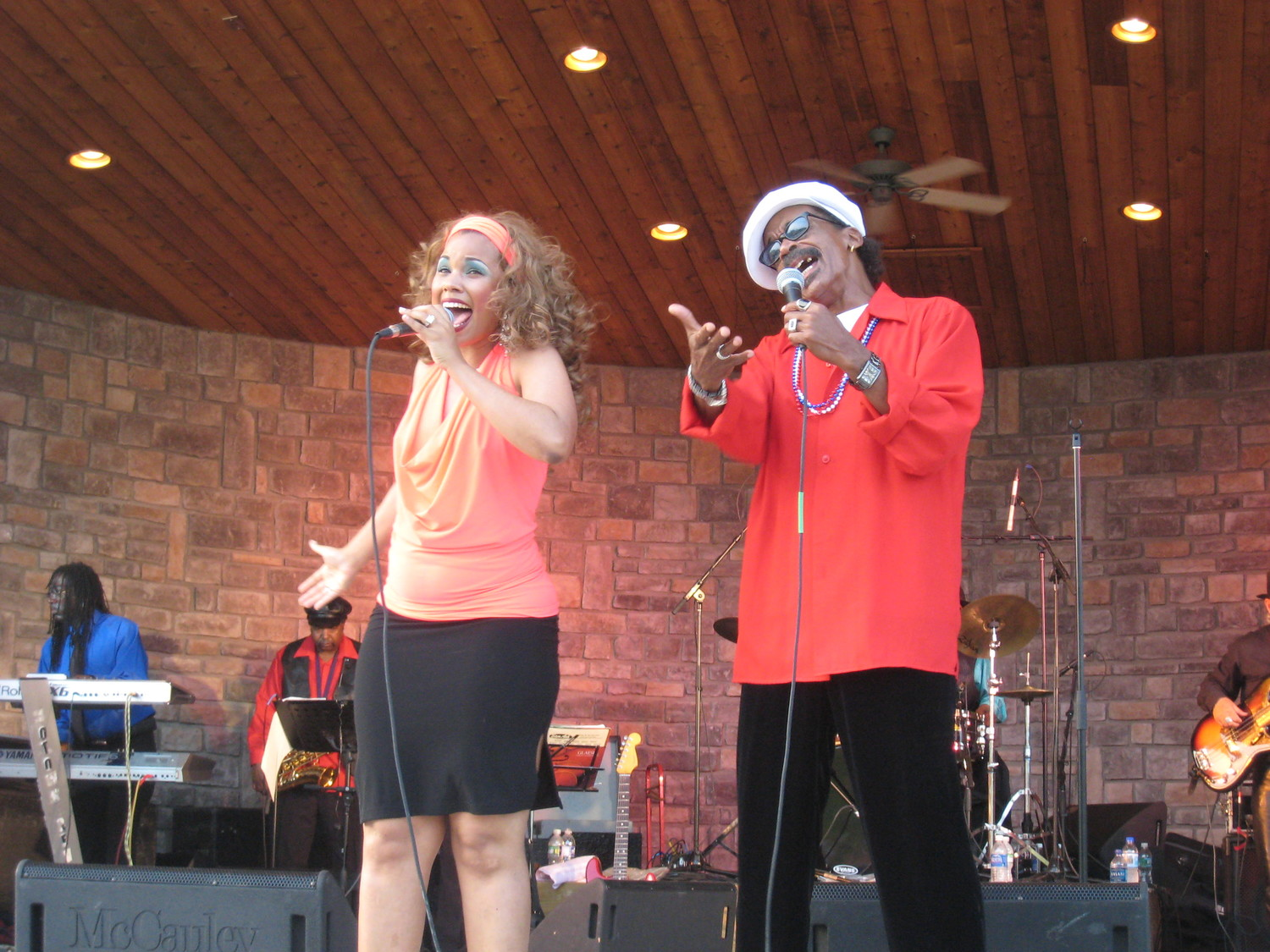 Dr. K's Motown Revue brings their summer concert tour to Eisenhower park on Aug. 17.