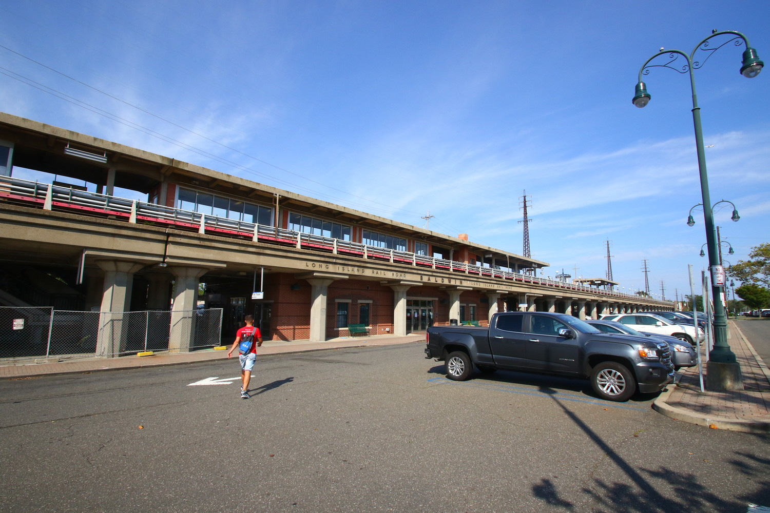 The Baldwin LIRR station is set to receive a series of upgrades.