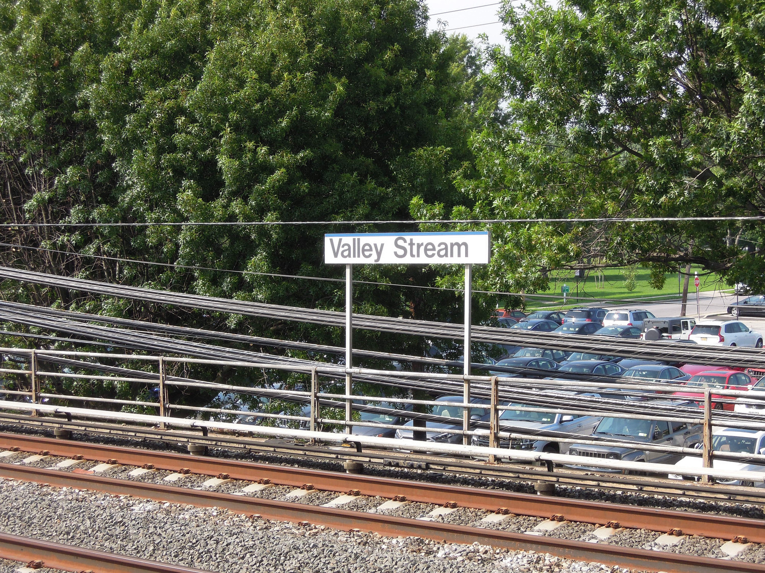 Commuters complained of inadequate parking last week at the Valley Stream station.