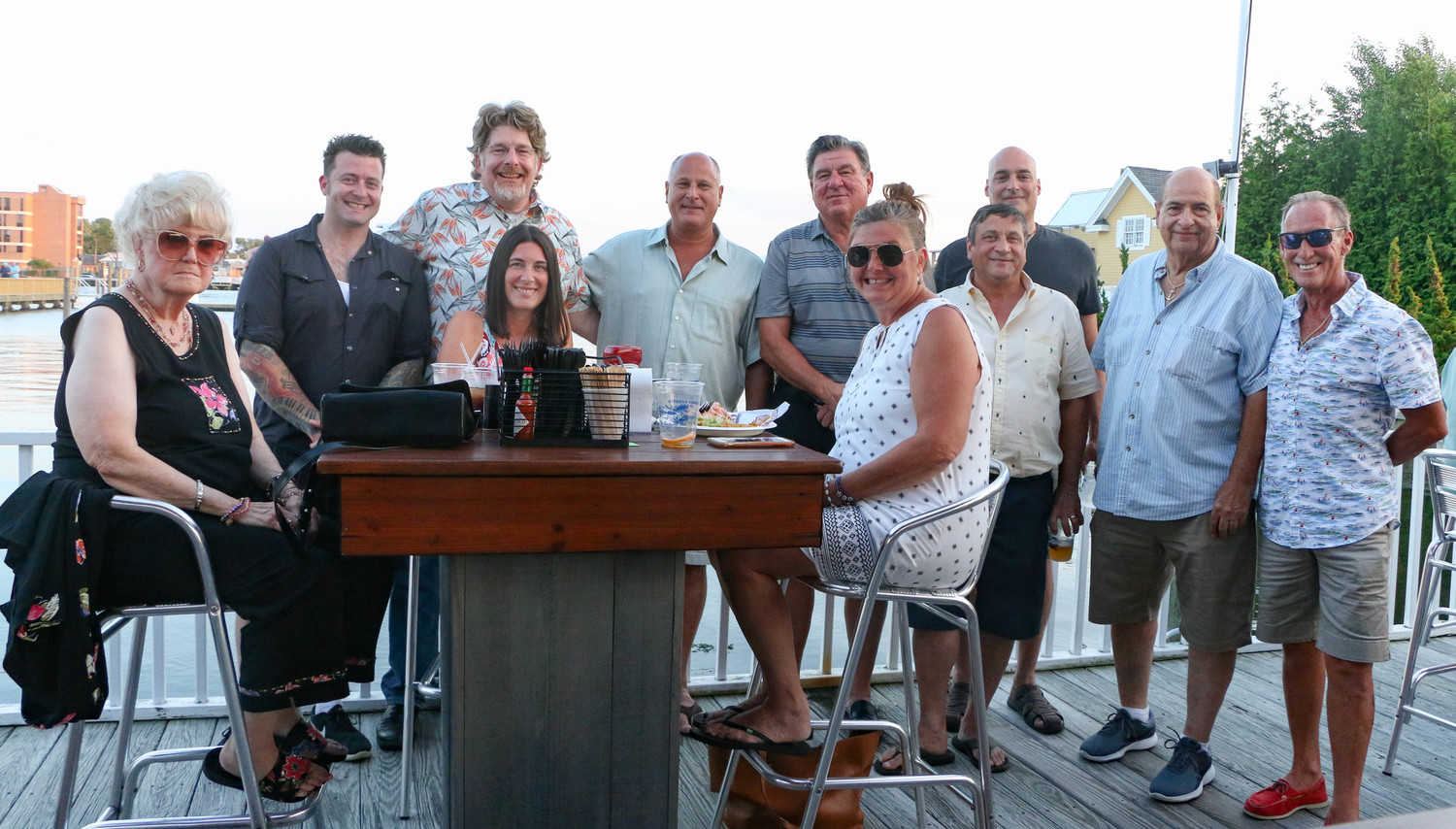 Members of the Island Park Chamber of Commerce came to Jordan's Lobster Farm in Island Park for their seventh annual summer mixer on the night of Aug. 9 to mingle with business owners and residents.
