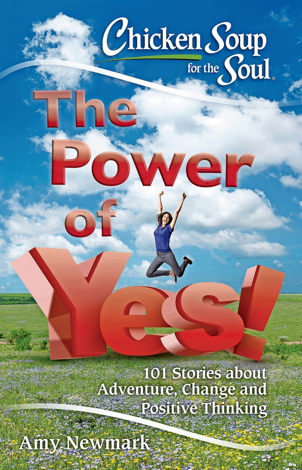 "The book ""Chicken Soup for the Soul: The Power of Yes!"" features Malverne resident Mary C.M. Phillips's story of overcoming her fears."