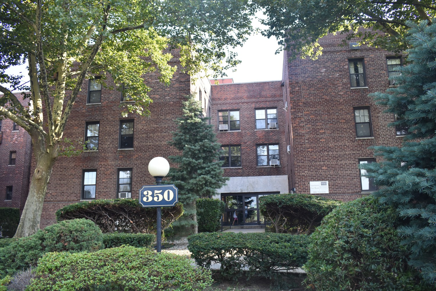 Some tenants of the apartment building at 350 Merrick Road are urging the village to apologize for the way it handled a power outage last month.