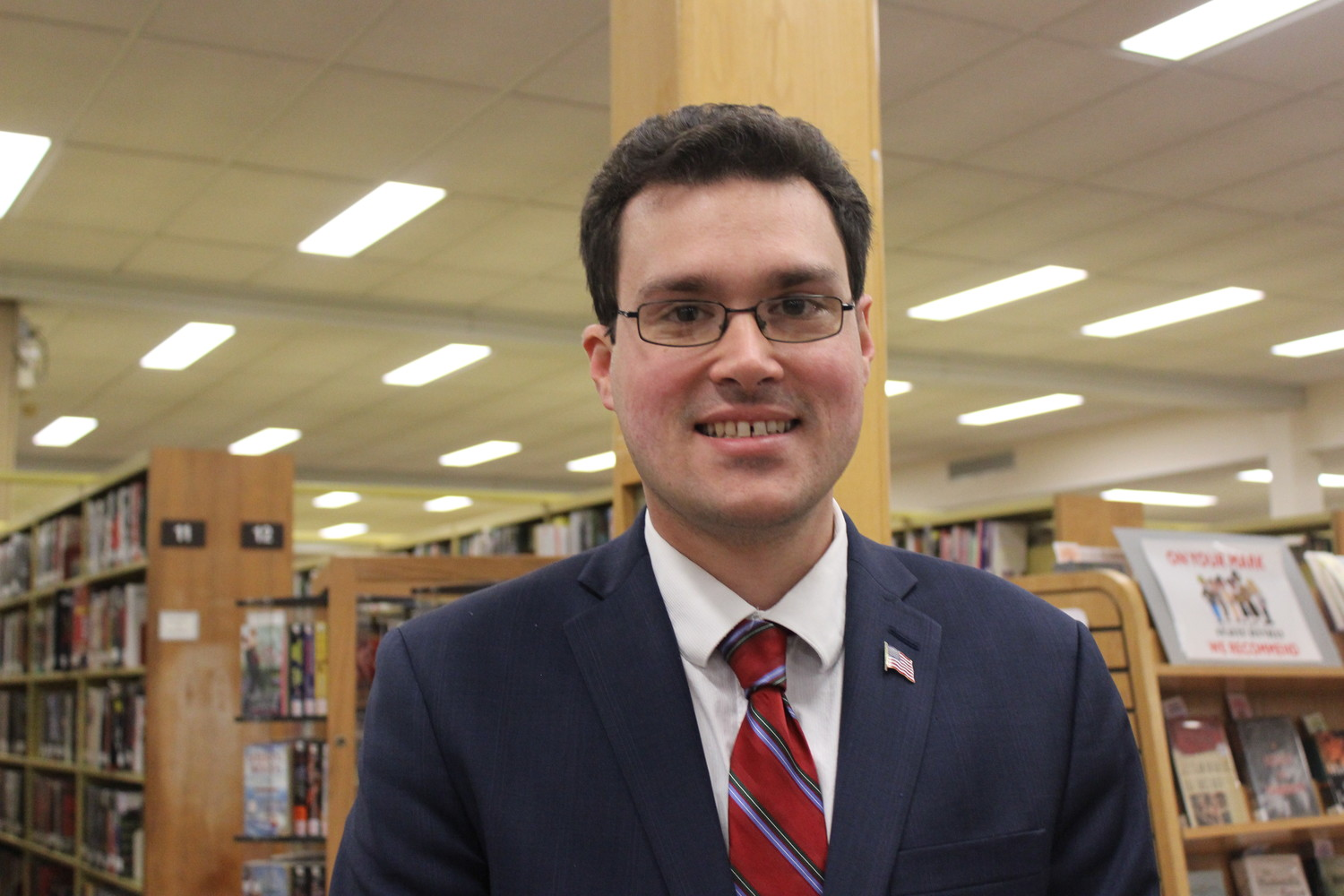 John Mikulin, 30, of Levittown, won the Republican primary in the New York State Assembly's 17th District over challenger James Coll, 45, of Seaford.