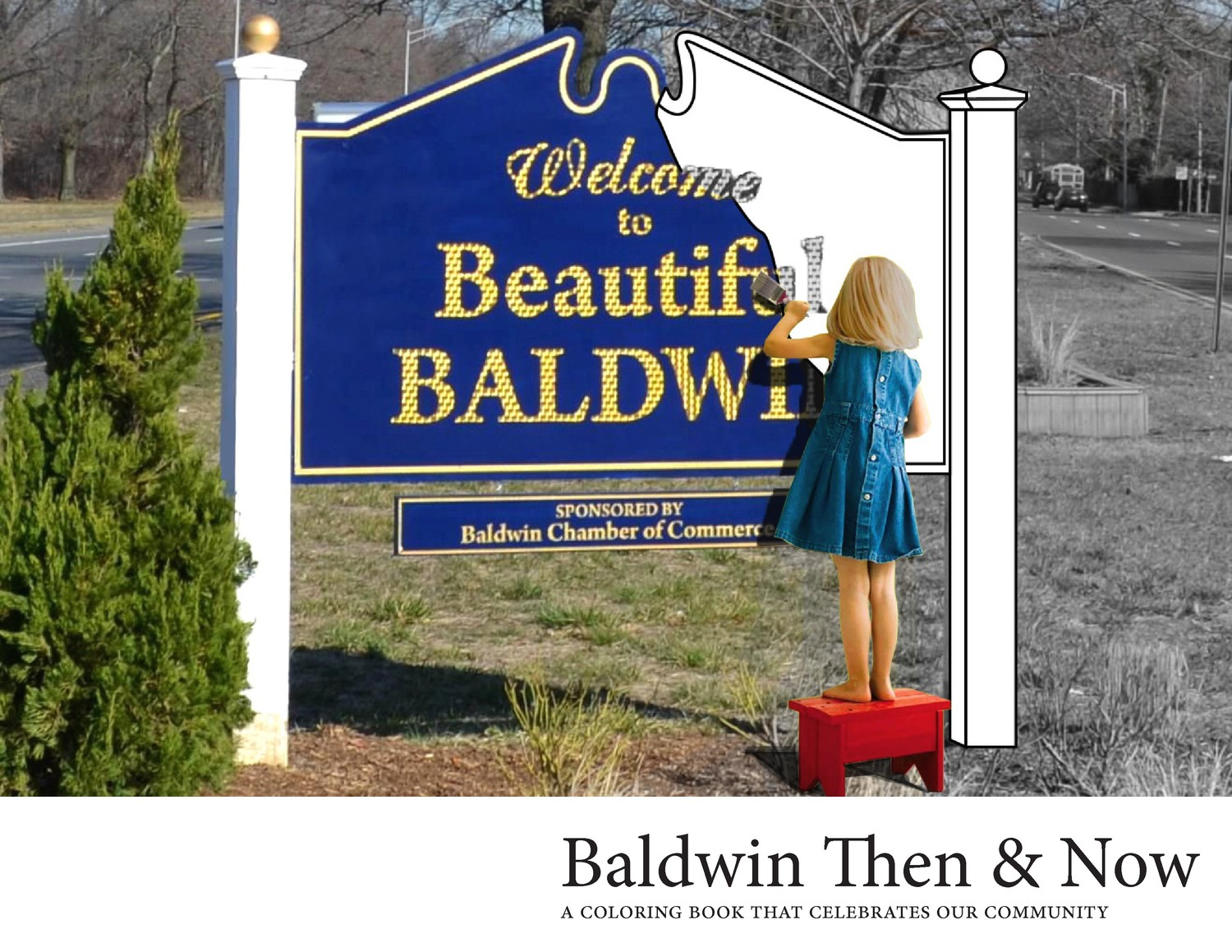 "The cover of ""Baldwin Then and Now"""