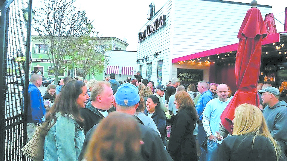 About 250 people attended last year's pub crawl, which benefited Next Step Ministries, a community-development group that helped Hurricane Harvey victims in Texas.