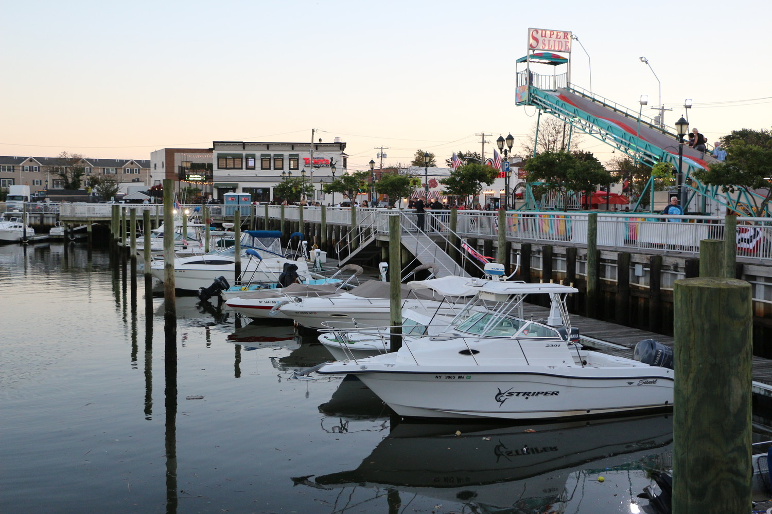 The Stars & Stripes festival took place Sept. 13 through 15 on the water.