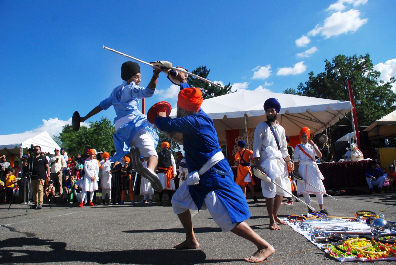 Cultural exchange at Glen Cove Sikh festival | Herald