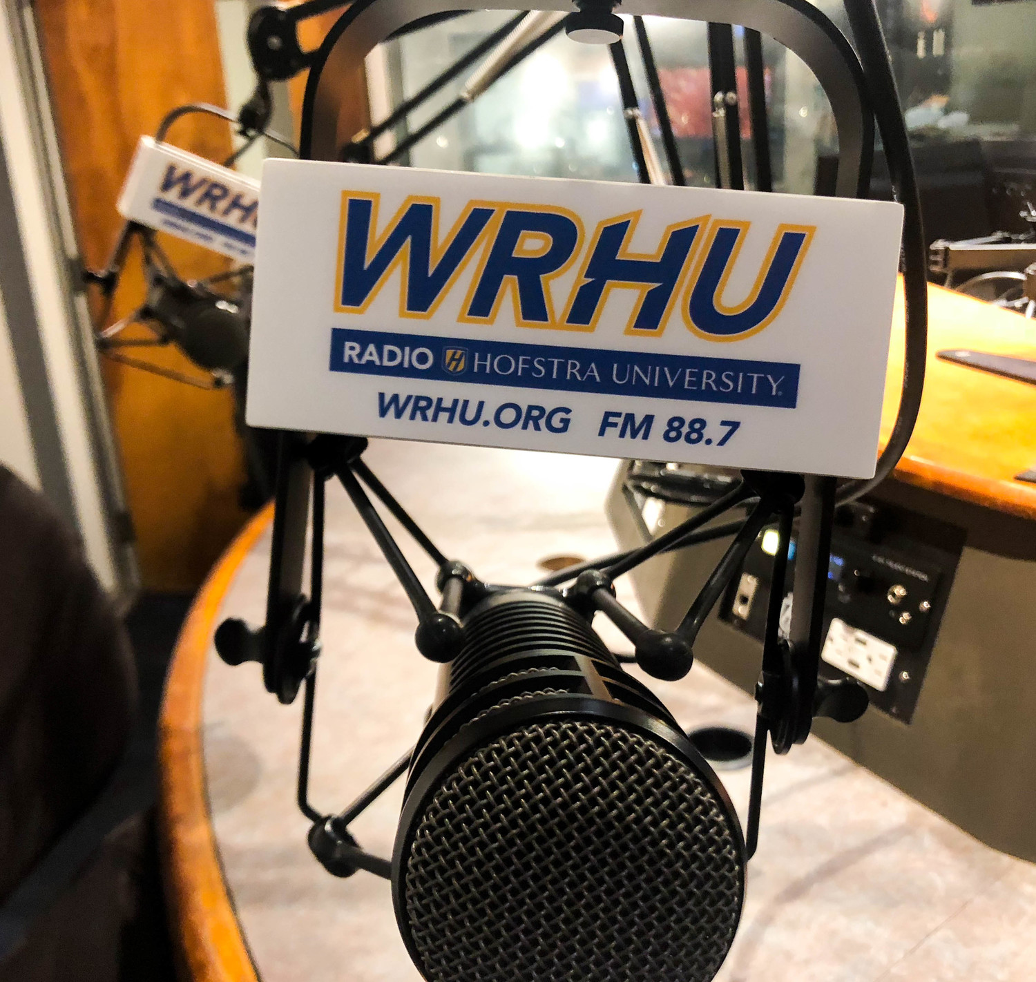 The Lawrence Herbert School of Communication at Hofstra University has a new radio station. The design of the five studios is meant for them to be able to run simultaneously.