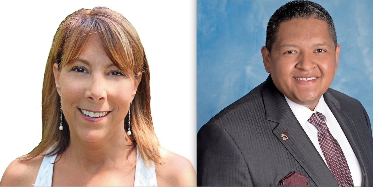 Republican State Assemblywoman Melissa Miller is being opposed by Democrat Juan Vides 20th AD.