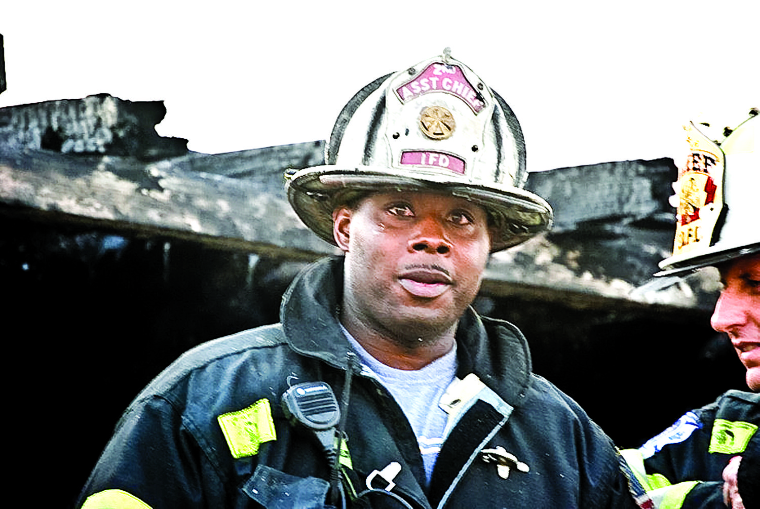 Renaming Negro Bar Channel for deceased Inwood volunteer firefighter Joseph Sanford Jr. is one step closer as the House of Representatives approved its legislation. The bill now goes to President Trump.