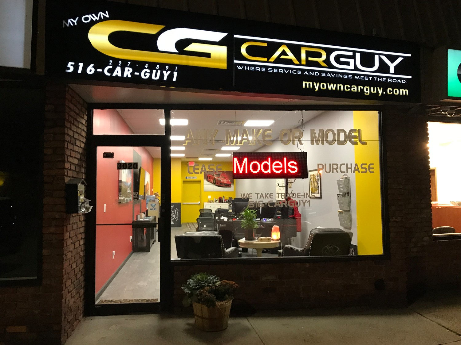 My Own Car Guy opened in Wantagh in June 2017.