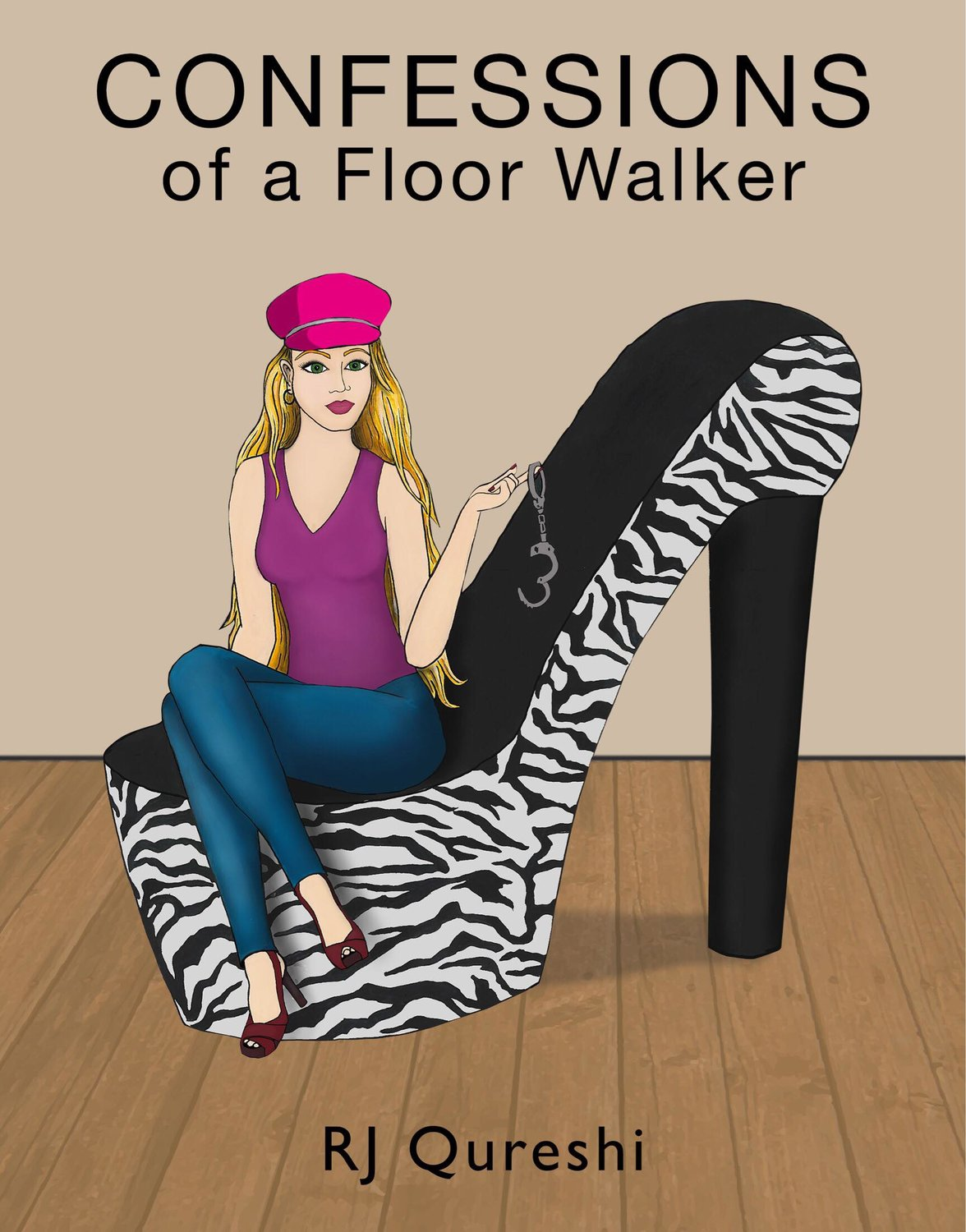 "Rossy Qureshi's book ""Confessions of a Floor Walker"" will be available for purchase at Sip This on Nov. 18."