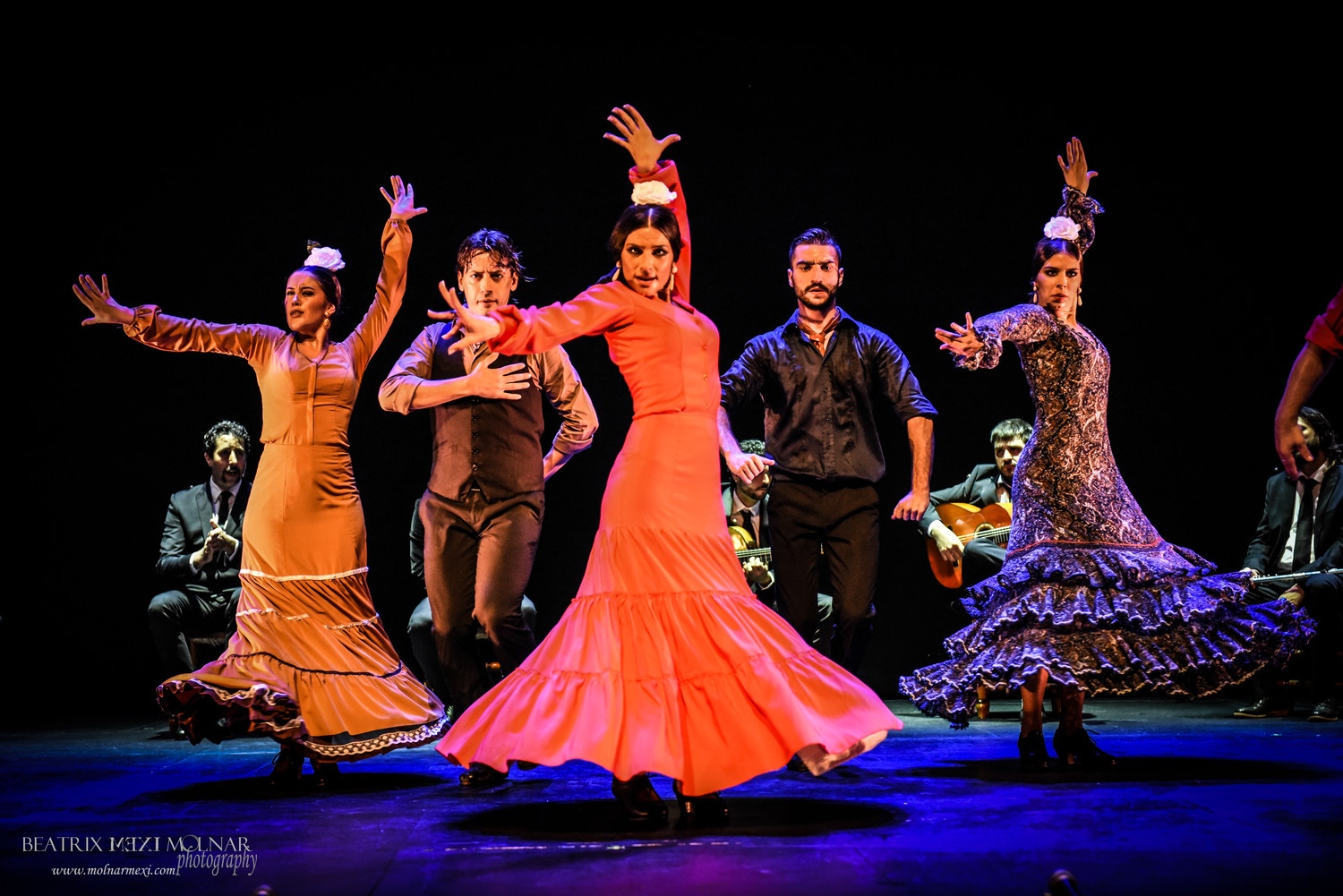 Acclaimed Flamenco dancer-choreographer Edwardo Guerrero and his troupe Compania Flamenca visit the Madison Theatre on Oct. 14.