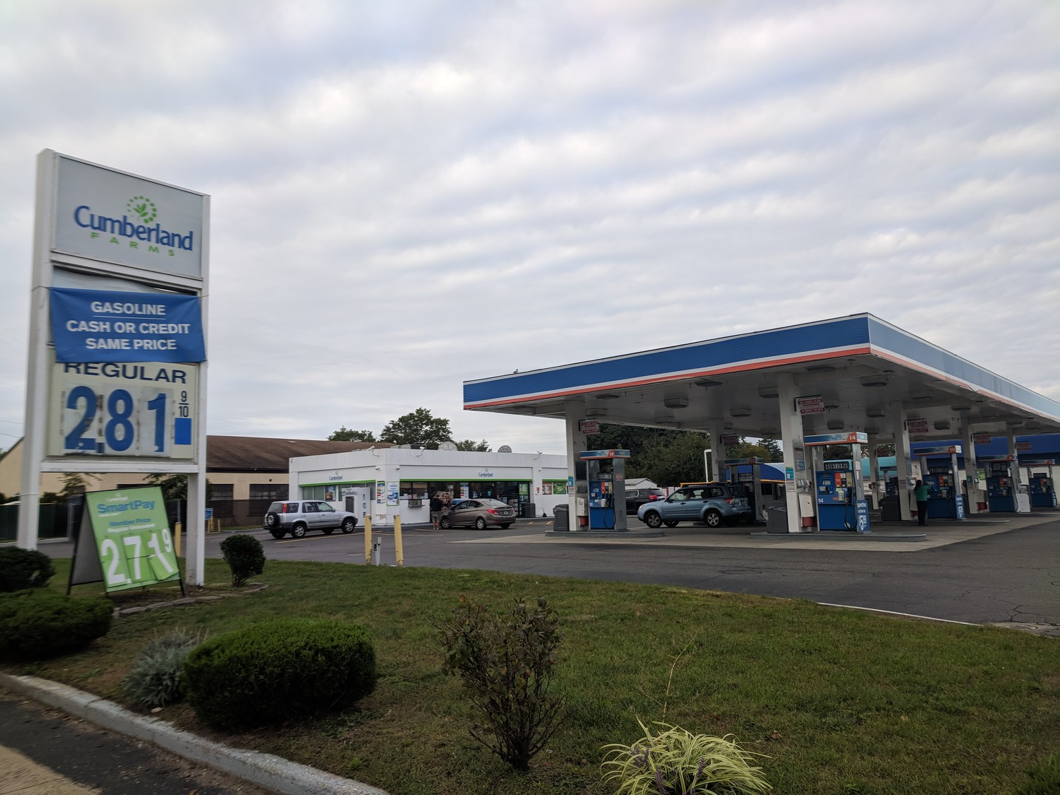 An upgrade is coming to Cumberland Farms, at 2962 Long Beach Road in Oceanside, Town of Hempstead officials said at an Oct. 3 hearing. The rehabilitation process will include the removal of its car wash and repositioning of its curb cuts.