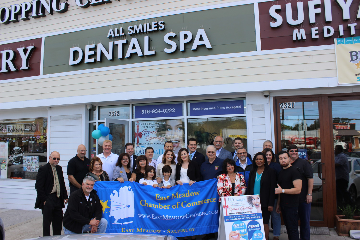 Chamber welcomes All Smiles Dental Spa and SoBol | Herald