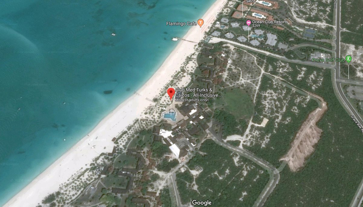 The body of Wantagh attorney Marie Kuhnla was found near the Turkoise Club Med resort on Grace Bay on the north side of the Providenciales Island on Oct. 16.