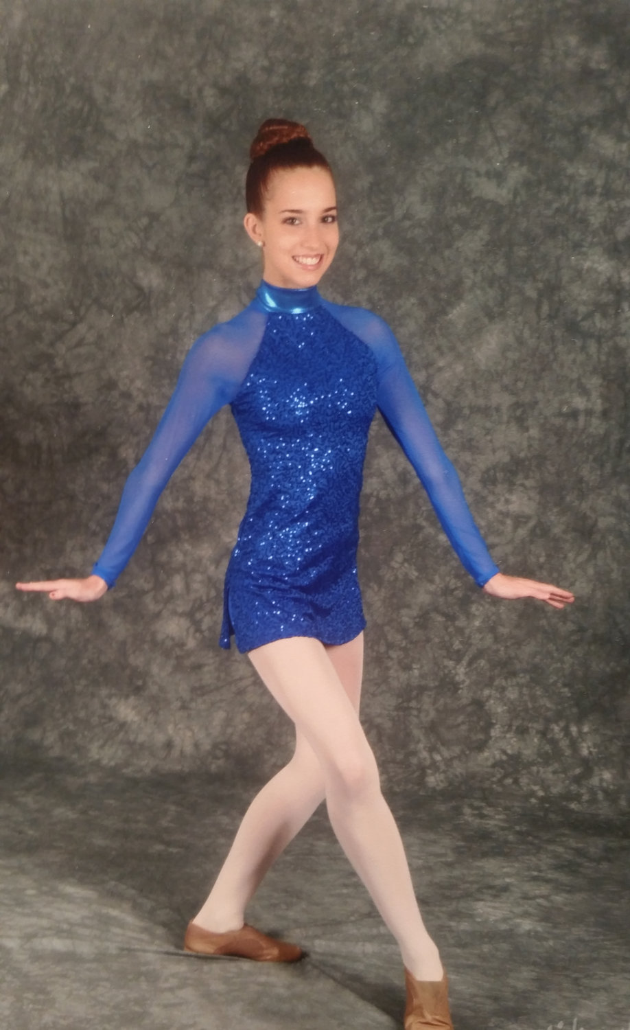 Lauren Sommers will perform the lead role of the Sugar Plum Fairy at Sacred Heart Academy Nov. 16-18.