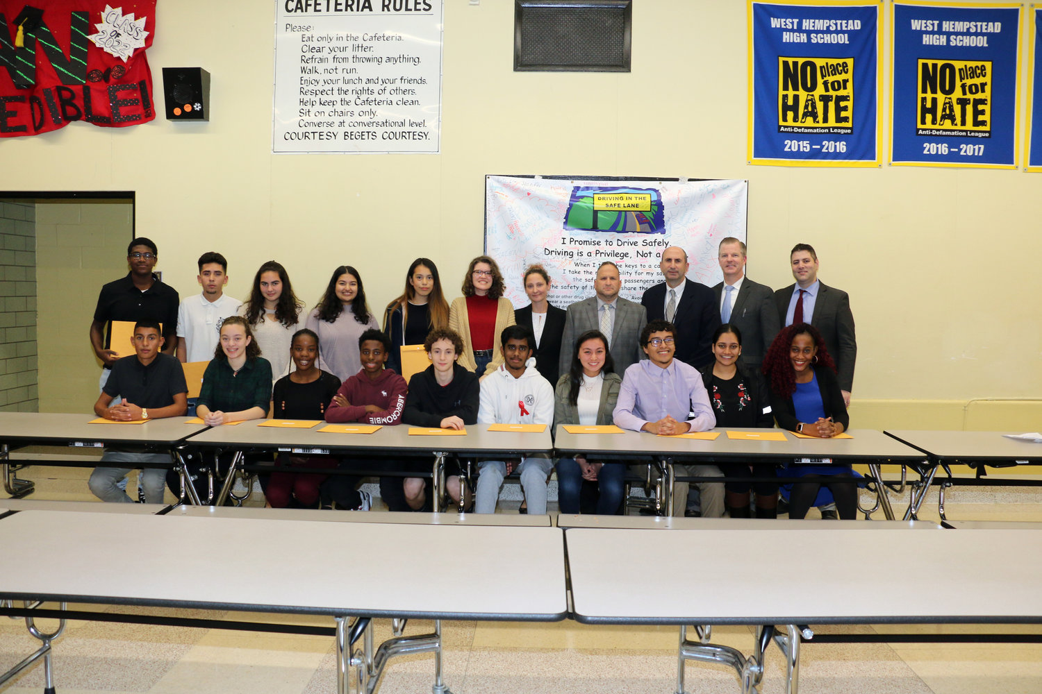 82b12267d256 West Hempstead High School held a Super Masters ceremony on Oct. 22 to  honor students