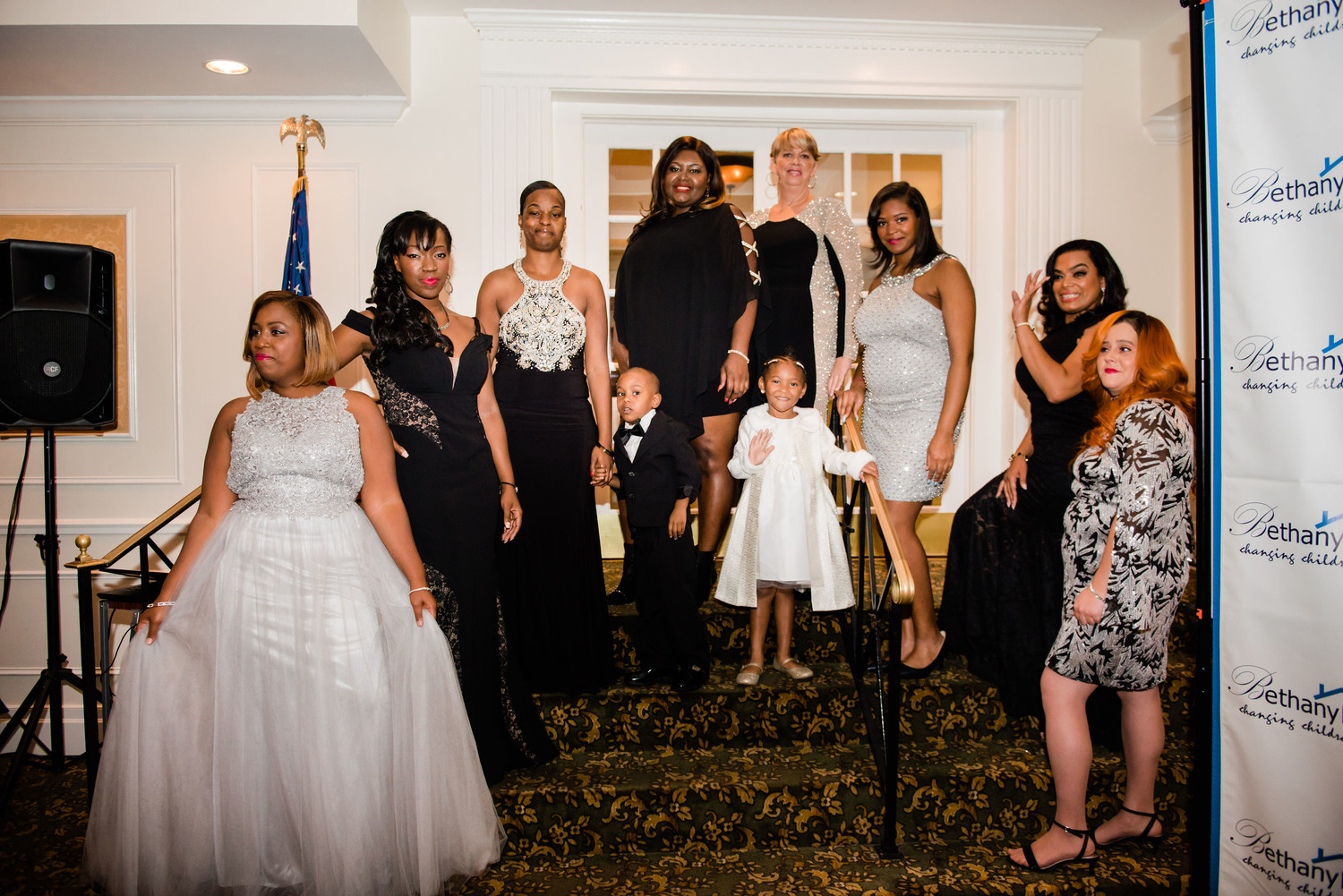 Members of the Bethany House were dressed to the nines at the 17th annual fashion show and awards dinner on Oct. 17.