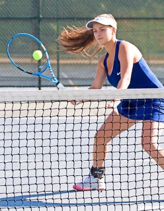Hewlett sophomore Rachel Arbitman brought home the state singles championship after finishing runner-up a year ago.