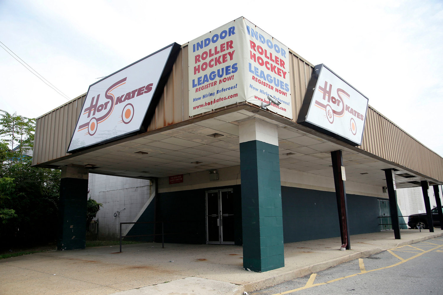 Georgia-based Mequity Acquisitions LLC is in the process of purchasing Hot Skates, at 14 Merrick Road in Lynbrook, and plans to convert it into a storage facility.